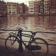yet another bike and canal shot...