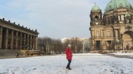 Berliner Dom and the Altes Museum