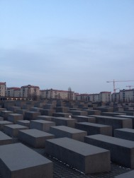 Holocaust memorial. Where's Wally?