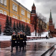 The Kremlin and Kremlin Wall