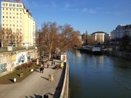 The Danube Canal