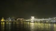 Budapest at night, very pretty. ---- Totally pointless caption