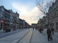 A fake Qing dynasty street... Wierd...