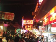 The good night Market...